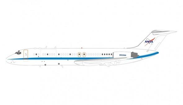NASA Douglas DC-9-33F N932NA InFlight IF932NASA01 scale 1:200