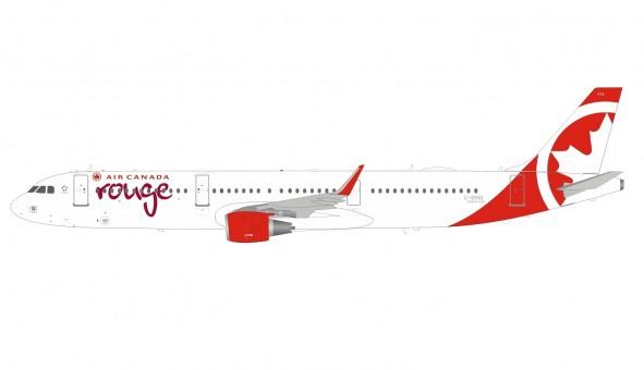 Air Canada Rouge Airbus A321-211 C-GHQI InFlight/B-Models B-321-ACR-05 scale  1:200