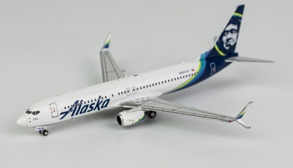 Alaska Boeing 737-800 new livery Scimitars N565AS NG models 58049 scale 1:400