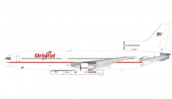 Orbital ATK Lockheed TirStar L-1011 N140SC stand IF1011ORB02 Inflight200 1:200
