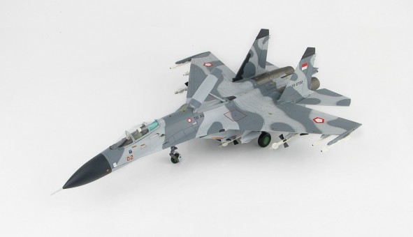 Su-27SK Flanker-B 11th Sqn Indonesian Air Force 2003 hobby Master HA6005 scale 1:72