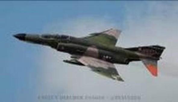 "QF-4E Phantom II 82 ATRS, 2016 ""USAF Farewell"" Hobby Master HA19012 scale 1:72"