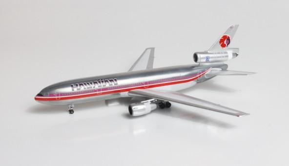Hawaiian DC-10-30 N141AA Aero Classics AC419621 scale 1:400