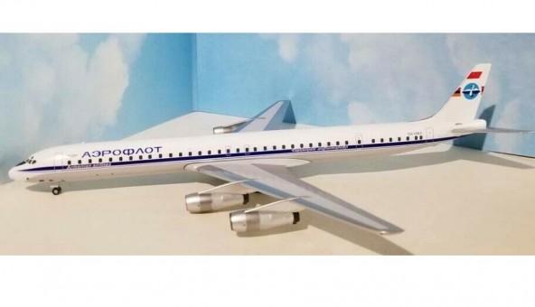 Aeroflot DC-8-63 5N-HAS Аэрофлот Aero200 AC219836 scale 1:200
