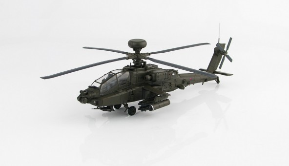 AH-64D Longbow British Army Corps  Hobby Master HH1203 scale 1:72