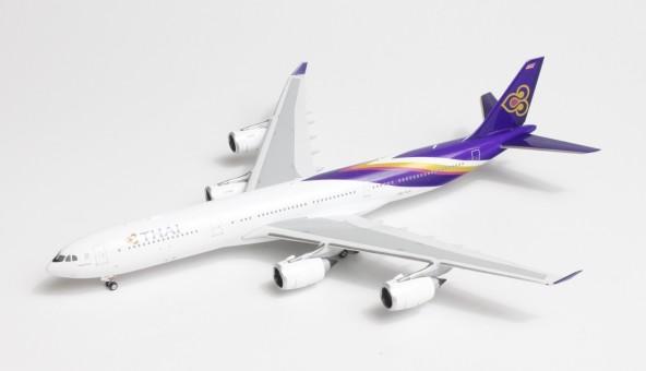 Thai Airways Airbus A340-500 HS-TLA die-cast model Phoenix 11545 scale 1:400