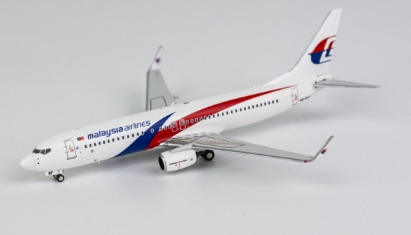 Malaysia Airlines Boeing 737-800w new 2019 livery 9M-MXF NG models 58053 scale 1:400
