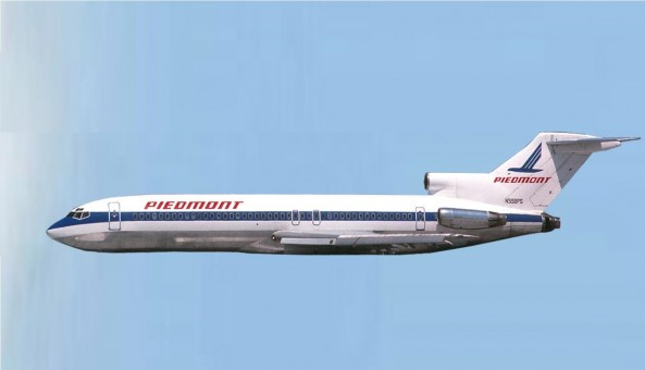 Piedmont Boeing 727-200 N558PS Aero Classics AC419734A scale 1:400