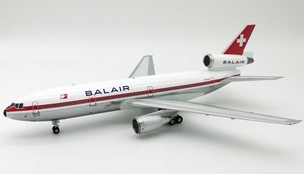 Balair McDonnell Douglas DC-10-30 HB-IHK InFlight IFDC10BB0119P scale 1:200