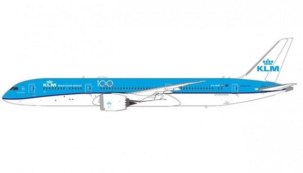 KLM Boeing 787-9 Dreamliner PH-BHP 100 Years Tulip NGModel 55033 die cast scale 1400