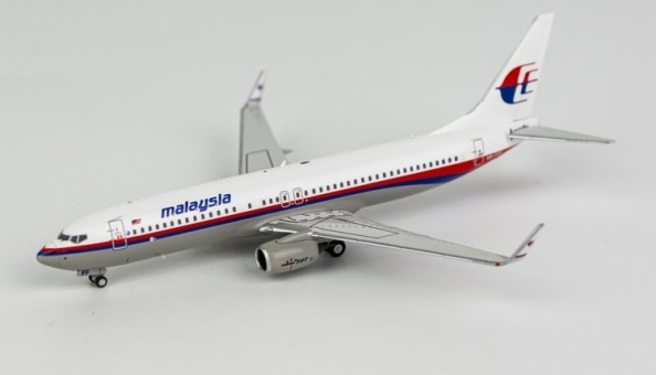 Malaysia Airlines Boeing 737-800w old colors 9M-FFF NG models 58055 scale 1:400