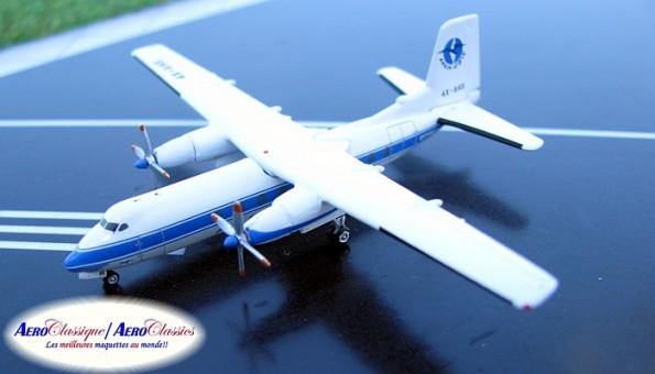 Arkia Israeli Airlines  HPR-7 Herald 4X-AHN