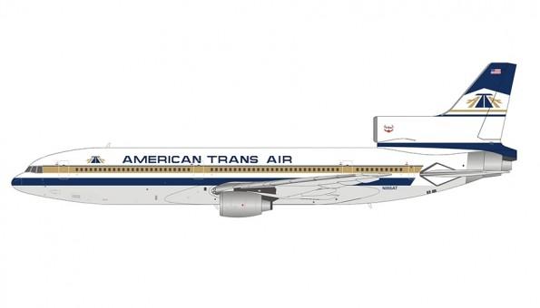 ATA American Trans Air Lockheed L-1011-500 TriStar N186AT NG Models 31016 scale 1:400