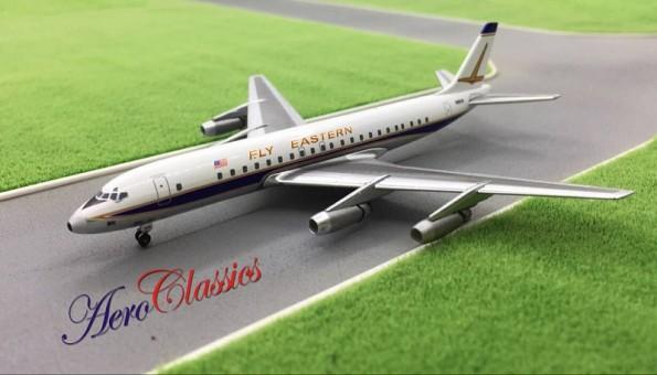 Fly Eastern DC-8-50 Reg# N8606 Aeroclassics Scale 1:400