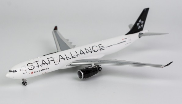 Air Canada Airbus A330-300 C-GEGI Star Alliance livery NG Models 62011 Scale 1400