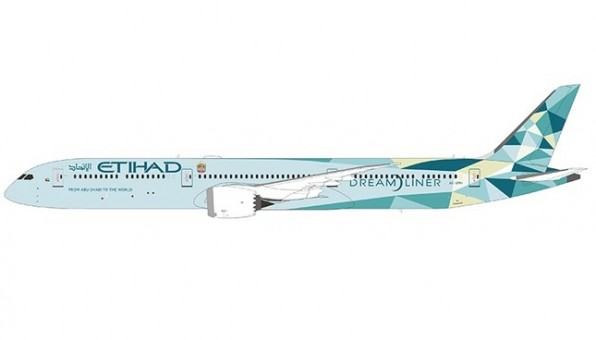 Etihad Greenliner Boeing 787-10 A6-BMH Dreamliner B78X NGModel 56005 scale 1:400
