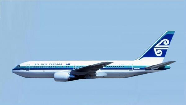 Air New Zealand Boeing 767-200 ZK-NBC AeroClassics AC419748 scale 1:400
