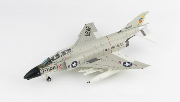 F4C Phantom, F-110A, USAF TAC, Langley AFB, 1962  HA19005 1:72
