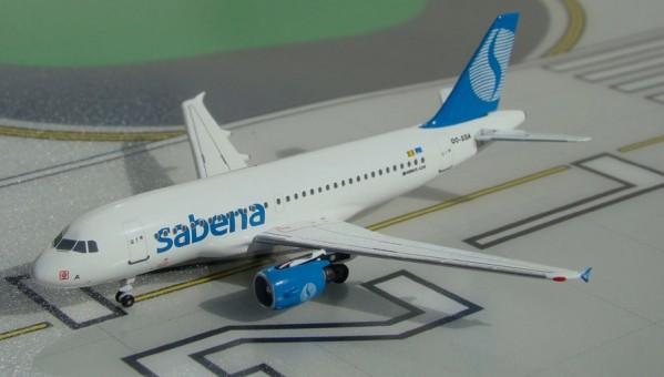 Sabena Belgium   A319 OO-SSA AeroClassics 1:400