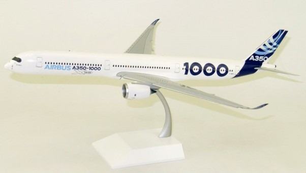 Flaps down Airbus A350-1000 House livery F-WWXL JC Wings LH2AIR086A scale 1:200