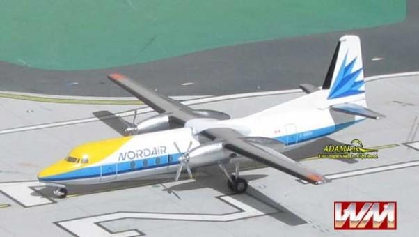 Nordair Fairchild FH-227 C-GNDH Aeroclassics AC219449 scale 1:200
