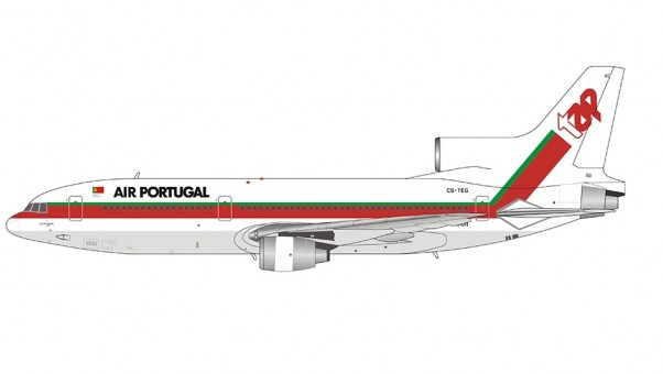TAP Air Portugal Lockheed L-1011-500 TriStar CS-TEG NG Models 35009 scale 1:400