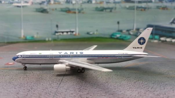 Varig  (POLISH) Airlines Boeing 767-300ER Registration PP-VOJ Phoenix 11280 Scale 1:400