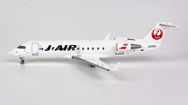 J-Air JAL Japan Airlines CRJ-200ER JA208J NG Models 52030 scale 1:200