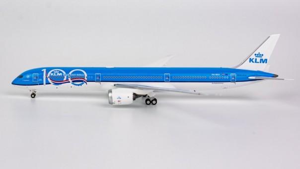 KLM 100 Years Boeing 787-10 PH-BKA NGModel 56001 scale 1:400