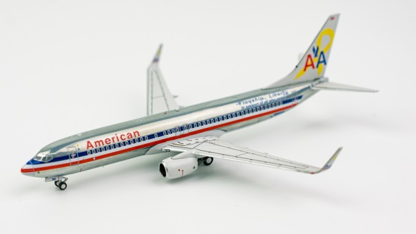 American Airlines Boeing 737-800/w N905AN Flagship Liberty  NGModel NG58022