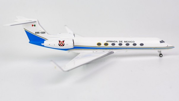 Mexican Navy Marina Gulfstream G550 ANX-1201 NG Models 75001 scale 1:200