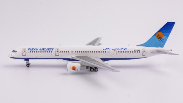 Taban Airlines 752 EY-752 Iran Airline تابان ایر NG Models 53062 scale 1:400