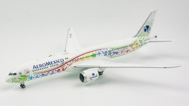 AeroMexico 787-9 XA-ADL Quetzalcoatl (1:400) NG 55012 scale 1:400