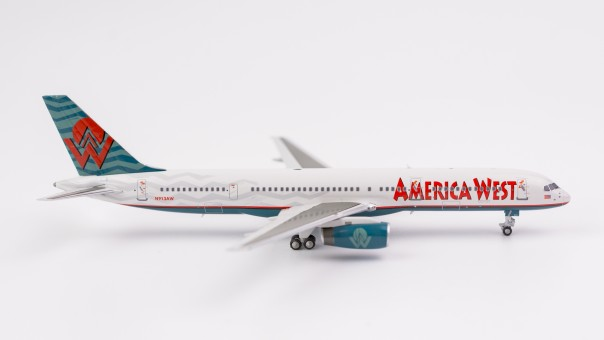 America West Airlines 752 N913AW NG Models 53087 scale 1400
