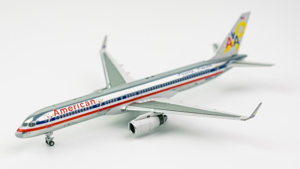 American Airlines 757-200w N690AA Flagship Freedom  NG 53102 1-400