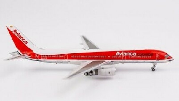Avianca 752 1990's colors  EI-CEY NG Models 53086 scale 1400
