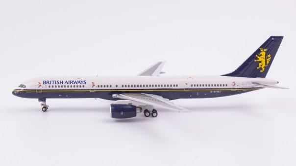 British Airways 752 Caledonian livery G-BMRJ NG Models 53066 scale 1:400