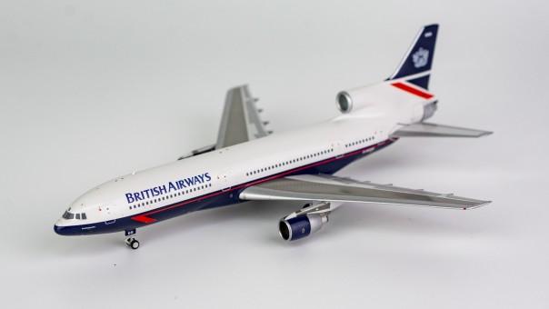 British Airways L-1011-200 G-BGBB (landor livery NGModels NG32005 scale 1:400