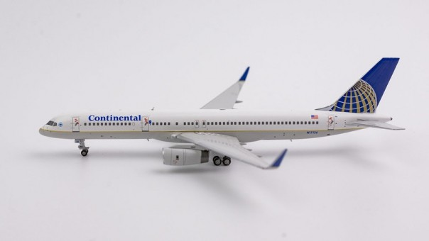 Continental Airlines 757-200 winglets N17126 (1:400) NG 53050 scale 1:400