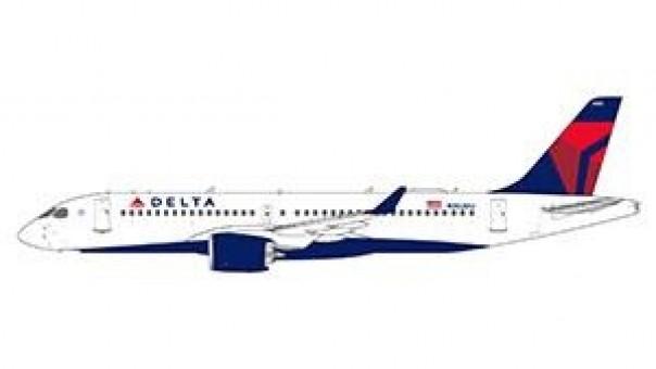 Delta Airbus A220-300 formerly Bombardier CS300 Gemini GJDAL1926 scale 1:400