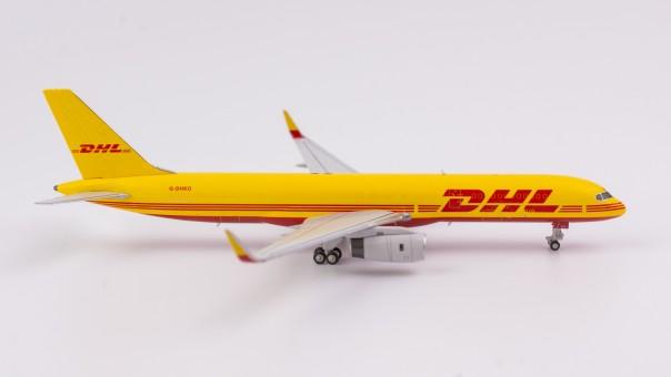 DHL 752F G-DHKO NG Models 53063 scale 1:400