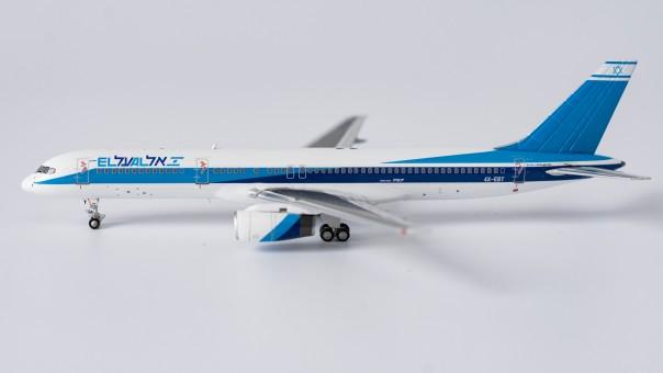El Al Israel 752 4X-EBT delivery colors NG Models 53101 scale 1:400