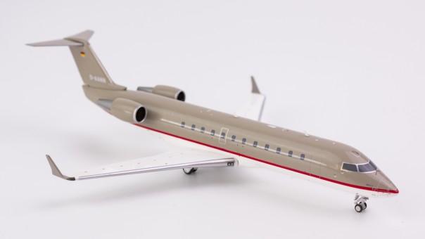 ExecuJet europe CRJ-200SE D-AANN  NG Models 52025 scale 1:200