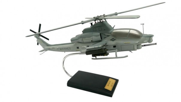 Marines AH-1Z Bell Helicopter Crafted Executive Model H31230 Scale 1:30