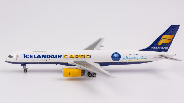 "Icelandair Cargo 752F ""Absolutely Fresh"" TF-FIG NG Models 53079 1:400"