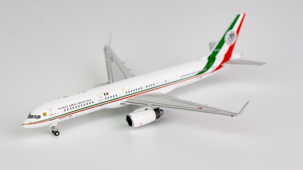 Mexican Air Force 757-200 TP-01 NG53115 NG Model Scale 1-400