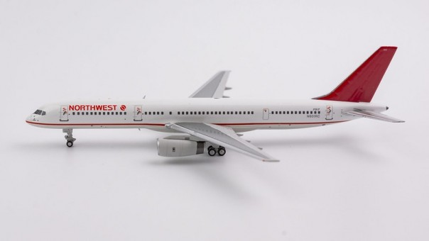 Northwest Airlines 757-200 N601RC Republic's scheme, red tail (1:400)  NG53030