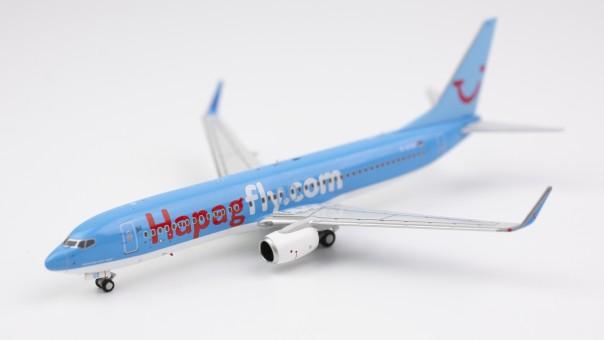 Hapagfly 737800 winglets D-ATUE NG models 58017 scale 1:400