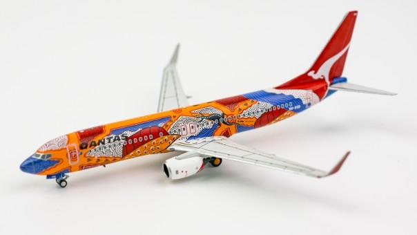 Qantas 737-800/w VH-VXB Yananyi Dreaminglivery NGModel NGB-7380001A