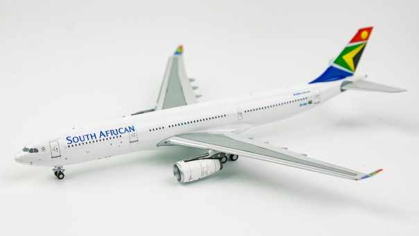 South African Airways Airbus A330-300  ZS-SXM  NG62006 NGModels Scale 1-400